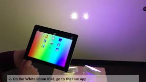 How To Make Hue Lights Color Loop White Room How To Use The Hue Color Changing Lights