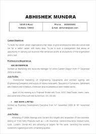 Resume Formats Word Resume In Word Format Good Resume Templates For ...
