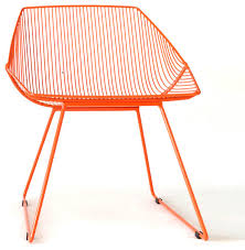 orange patio chairs. modern patio chair incredible orange outdoor chairs