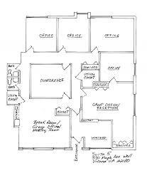 office room plan. Vienna Va Office Space For Lease Floor Plan Room