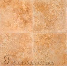 golden sienna 24x24 honed and filled travertine tile
