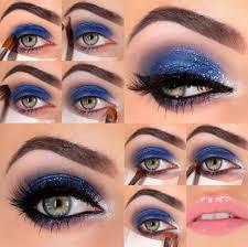 tutorial smokey makeup party makeup