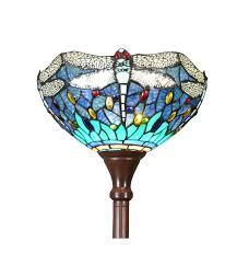 Tiffany Stehlampe Libellen Blau Und Grün