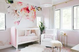 Floral Nursery | 5 Trendy and Unique Nursery Themes for 2017 | Baby Aspen