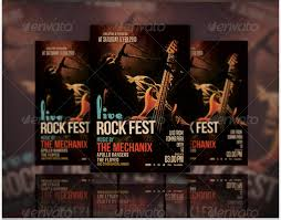 Concert Flyer Templates Free 50 Cool Club Flyers Party Flyer Templates Flyer Psd