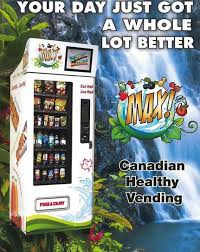 Healthy Vending Machines Vancouver