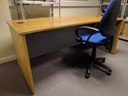 sturdy office desk. Beautiful Office Large Sturdy Office Desk On Desk Gumtree