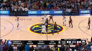 Portland Trail Blazers vs Denver Nuggets - Full Game 1 Highlights | April  29, 2019 NBA Playoffs - YouTube