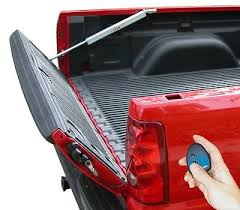 Power pickup truck tailgate lift assist & lock   eBay