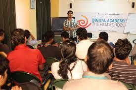 Seminar By Milind Kavde, Film Director And Ex-Student Of Da |