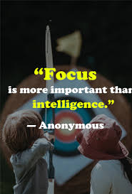 Focus Quotes 215 Super Powerful Stay Focused Quotes Saying Pondot