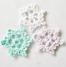 Crochet Snowflake Pattern Unique Easy Crochet Snowflake Craftsy