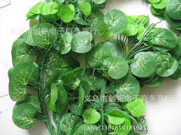 2018 simulation nia leaves with small round leaves of cane required to screen crabapple tree decoration whole artificial rattan from supplyhome