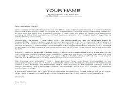 Cover Letter Templates Download Creative Template Free
