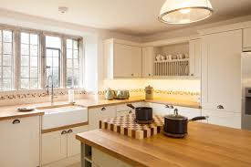 Modern Traditional Kitchen Solid Wood Worktops Perfect For Modern And Traditional Kitchen