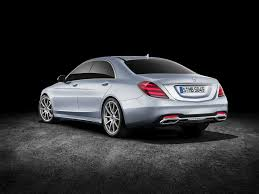 Mercedes-Benz Reveals Refreshed S-Class, More Potent S63 AMG - The ...