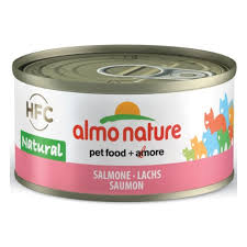 <b>Консервы</b> для кошек <b>Almo Nature Legend</b> с лососем 70г — купить ...