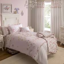 Dorma Woodland Pink Duvet Cover and Pillowcase Set   Dunelm ... & Dorma Woodland Pink Duvet Cover and Pillowcase Set   Dunelm Adamdwight.com