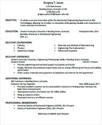 Resume Objective Best Resume Objectives For Cu Example Of Objective Statement For Resume