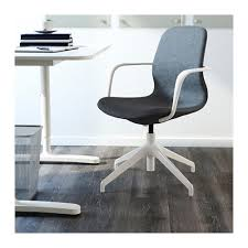 IKEA LNGFJLL Swivel chair Gunnared yellow white An
