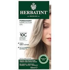 Herbatint Hair Colour Ash Range 4c 10c