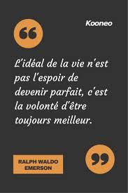 Citation Citations Lidéal De La Vie Nest Pas Lespoir De