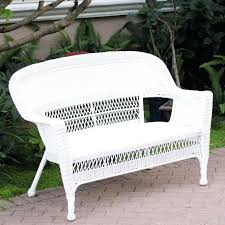 love seat patio cushion white wicker patio furniture love seat replacement cushions for patio furniture loveseat