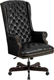 Office Chairs Pictures Flash Furniture High Back Traditional Tufted Black Leather Executive Swivel Office Chair Chairs Pictures