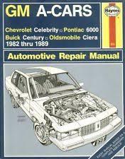 s l225 jpg chevrolet celebrity pontiac 6000 buick century olds ciera 1982 89 repair manual
