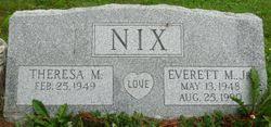Everett Nix Jr. (1948-1990) - Find A Grave Memorial