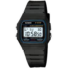 classic watches mens womens classic watches casio view details for classic f91w 1