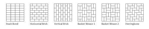 Tile Laying Patterns Laying Patterns Tile Style Carpet Tile Laying