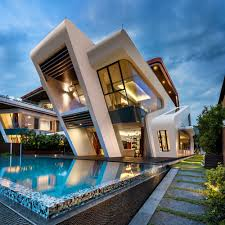 Sentosa Designs Villa Mistral House On Sentosa Island E Architect