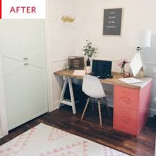 office remodel. (Image Credit: Patti Mapes   Apartment Therapy) Office Remodel