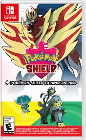Pokemon Shield + Pokemon Shield Expansion Pass Release Date (Switch)