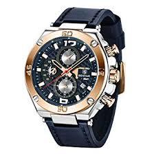 <b>BENYAR Men's Watches</b> Waterproof Sport Military <b>Watch</b> for <b>Men</b> ...