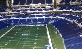Indianapolis Colts Seating Digidownloads Co
