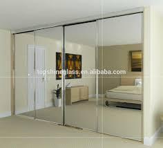 Full Size of Wardrobe:mirror Sliding Door Wardrobe Doors Mirrored Uk La With  Sensational Mirror ...