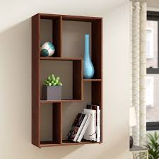 Image Lcd Wall Zipcode Design Natalie Multimedia Wall Mounted Standard Bookcase Reviews Wayfair Wayfair Zipcode Design Natalie Multimedia Wall Mounted Standard Bookcase