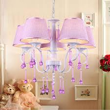 wonderful childrens chandelier 16 pink heart crystal bedroom pendant