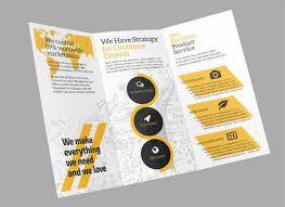 Brochures Brochures Design