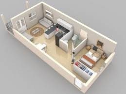 1 bedroom house plans. 1 Bedroom Cottage Plans House Print This Floor Plan All On Cabin -