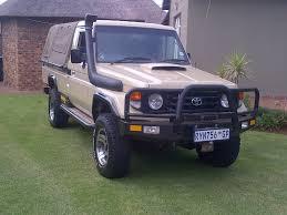 2005 Toyota Land Cruiser 79   Junk Mail