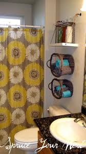 Over The Cabinet Basket 17 Brilliant Over The Toilet Storage Ideas