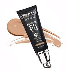 bella terra bb cream 3 in 1 tinted moisturizer buildable coverage light