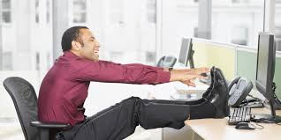 5 exercises you can do while sitting in the office