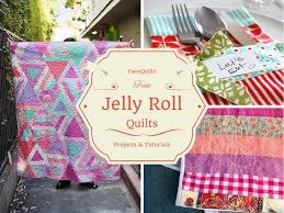 45 Free Jelly Roll Quilt Patterns + New Jelly Roll Quilts ... & 45 Free Jelly Roll Quilt Patterns + New Jelly Roll Quilts | FaveQuilts.com Adamdwight.com