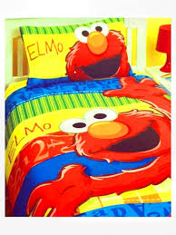 elmo twin sheet set bedding for my daughter who loves elmo my room by room styles