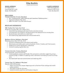 40expected Graduation Date On Resume Statement Letter Impressive Resume Expected Graduation