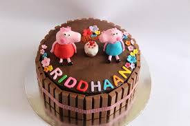 Peppa Pig 3d Cake